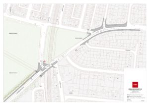 Jesmond Dene R/Osborne Rd junction proposal - for discussion not final plan