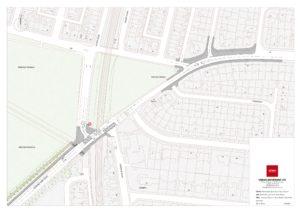 Jesmond Dene R/Osborne Rd junction proposal - for discussion not final plan